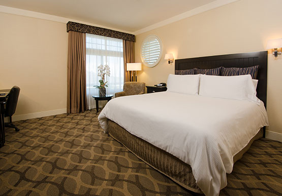 Classic King at West Inn & Suites, California